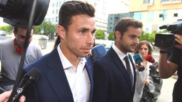 Rubén Castro, durante su juicio: «Nunca, jamás la he golpeado»