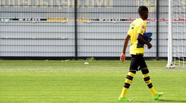 El Borussia prolonga el castigo a Dembélé