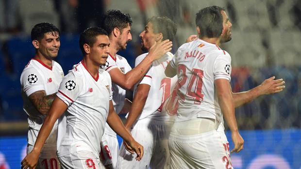El Sevilla FC ha estrenado la temporada en Turquía
