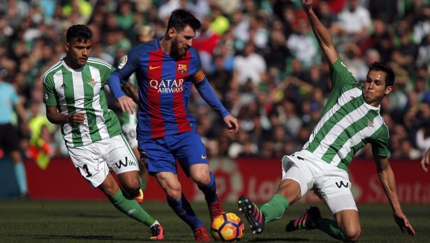 Sigue en directo el Barcelona - Betis
