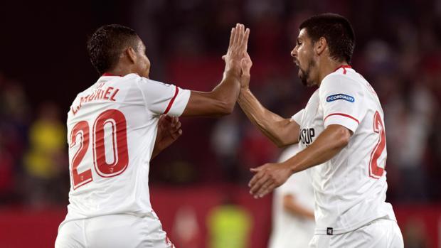 Sevilla FC-Celta (2-1): Remontada desde el convencimiento y la solidez