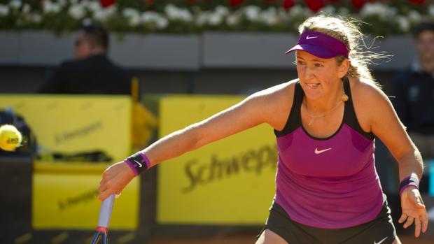 Victoria Azarenka, en el Mutua Madrid Open de 2016