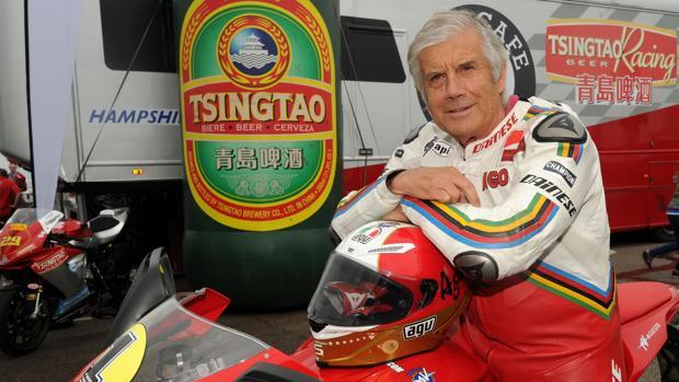 Giacomo Agostini, piloto más laureado de la historia del motociclismo