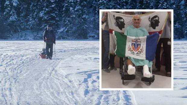 Roberto Zanda presentaba congelaciones de cuarto y quinto grado