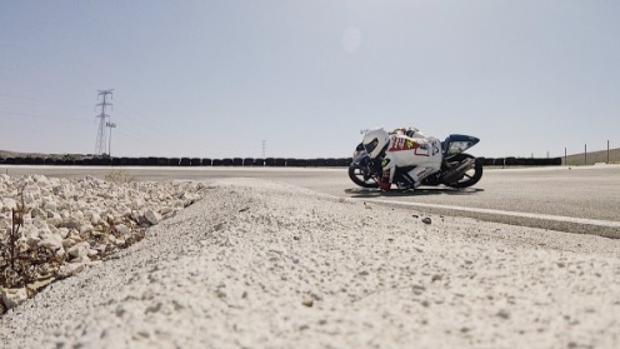 Uno de los aspirantes al título de Moto3