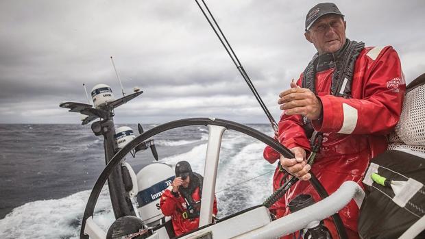 John Fisher, el tripulante desaparecido en el Océano Pacífico