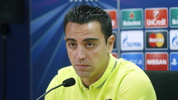 Xavi Hernández, en una foto de archivo