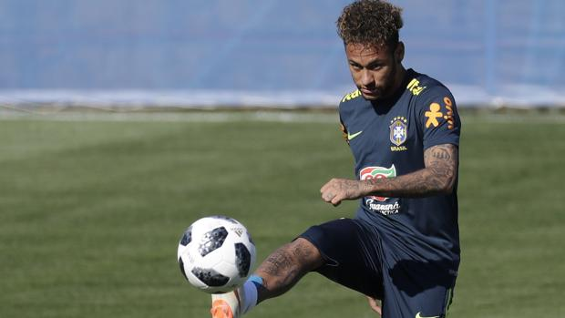 La transformación de Neymar con Brasil