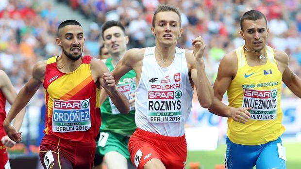 Atletismo español, éxito sin champán