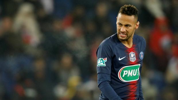 Un año después, la misma pesadilla para Neymar