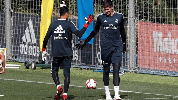 El plan A del Real Madrid para la portería