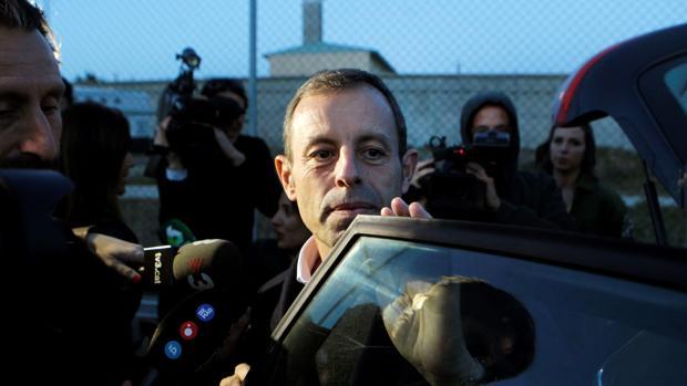La defensa de Rosell prepara una demanda contra el Estado por sus 21 meses en prisión preventiva