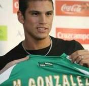 """Mark González: """"Ha sido como una pequeña revancha por lo del Liverpool"""""""