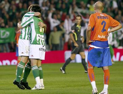 Real Betis: El Betis sigue buscando lateral derecho