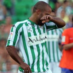 Real Betis: Odonkor es duda para el domingo