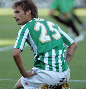 Real Betis: Sobis quiere marcharse