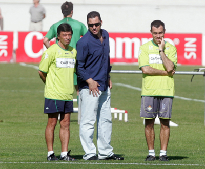 Real Betis: Carmelo del Pozo analizó la situación del Betis