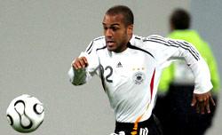Real Betis: Odonkor participó en el primer gol