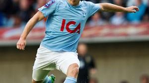 Larsson, un goleador del Malmö para Villamarín según la prensa sueca