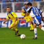 Rubén Castro, en el lugar de su desafortunado debut en Primera