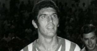 Rogelio Sosa, en su etapa de jugador del Betis (Foto: Eulogio)