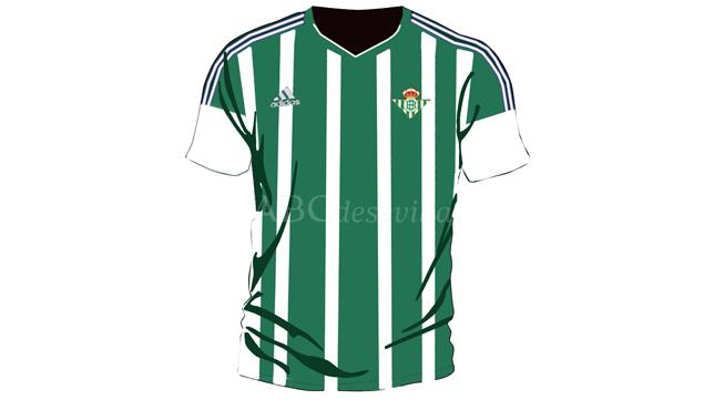 Así son los diseños de Adidas para el Betis 2015-16 - Al final de la ... 7e51e15cd1d02