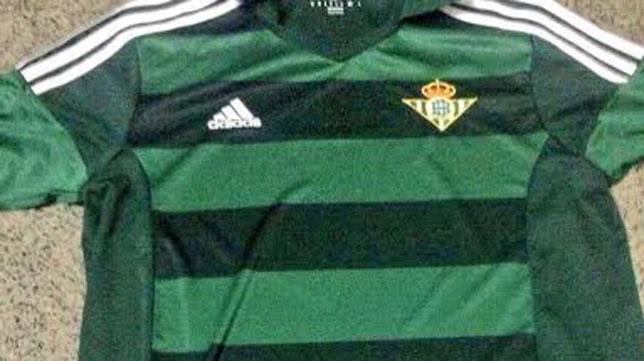 Camiseta Real Betis modelos