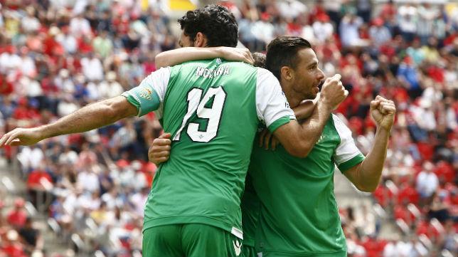 El Real Betis toma la delantera por un viejo deseo de Pepe Mel