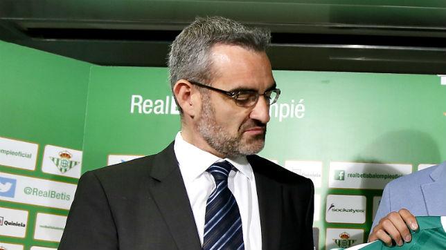Eduardo Macià, en la presentación de Tarek (Foto: J. M. Serrano)