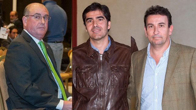 Castaño, Haro y López Catalán