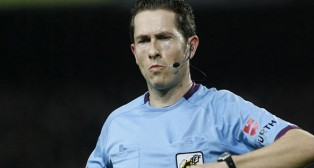 El golegiado José Luis González González