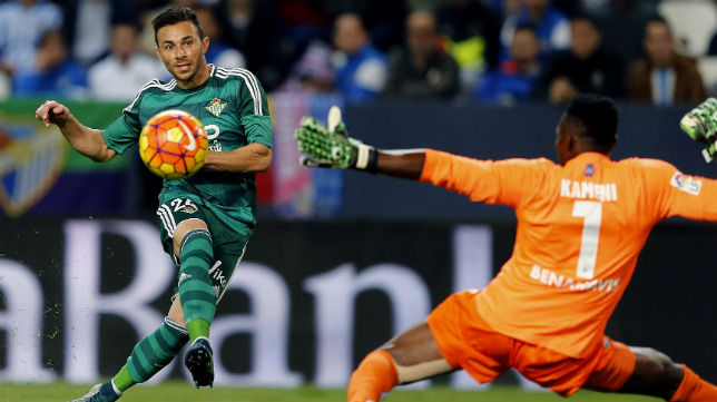 Video: Malaga vs Real Betis