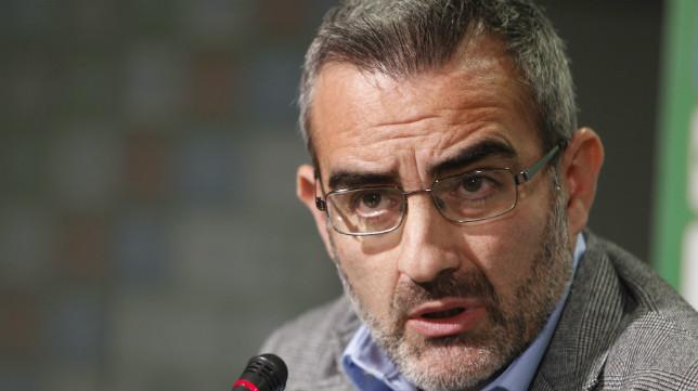 Eduardo Macià, director deportivo del Betis