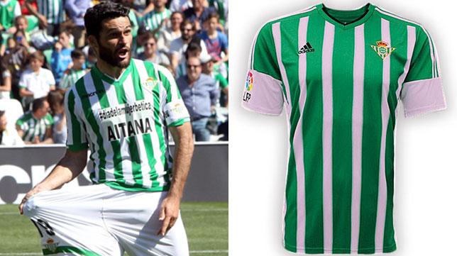 camisetas de futbol Real Betis mujer