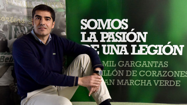 Ángel Haro, en una imagen de 2015 (Foto: Juan José Úbeda).