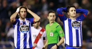 Luis Alberto, en un partido del Deportivo de la Coruña (Foto: EFE)