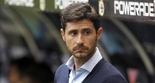 Víctor Sánchez del Amo, entrenador del Deportivo de La Coruña