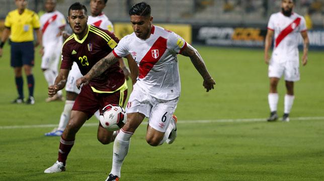 Vargas, en el Perú-Venezuela