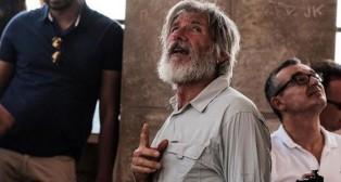 Todos los detalles de la intensa ruta turística de Harrison Ford por Sevilla