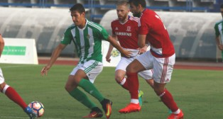 Narváez, en el Betis-Middlesbrough
