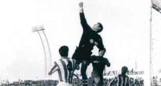 El meta Juan Perea Esteve, en una imagen de archivo