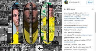 Imagen colgada en el perfil de Antonio Adán