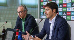 Miguel Torrecilla y Ángel Haro (foto: Juan José Úbeda)