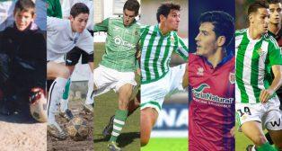 Álex Alegría, desde el San Miguel al primer equipo del Betis