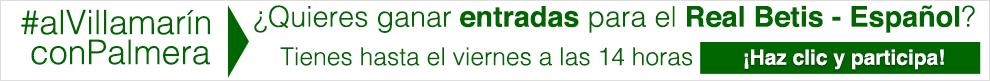 Sorteo de entradas para el Real Betis - Español