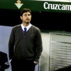 Víctor, en el Betis-Las Palmas (Foto: J. M. Serrano)