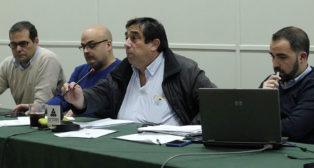 Pepe Tirado, presidente de Por Nuestro Betis (Foto: Jesús Spínola).