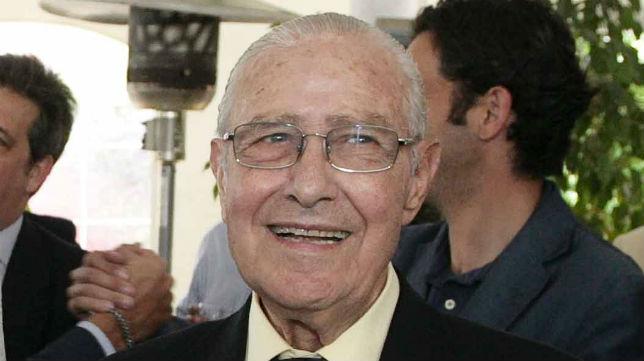 José Núnez Naranjo, presidente del Real Betis entre 1969 y 1979 (Foto: ABC)
