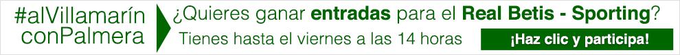Sorteo de entradas para el Real Betis - Sporting