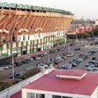 Explanada de la grada de preferencia del estadio Benito Villamarín (Foto: Raúl Doblado)
